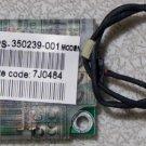 HP PAVILION ZV5000 ZX5000 COMPAQ R3000 PCI 56K MODEM & CABLE 350239-001