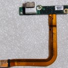 "APPLE MAC POWERBOOK G4 15"" ALUMINUM USB BOARD w/ CABLE 820-1601-A"
