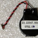 HP PAVILION DV2000 V3000 BIOS CMOS BATTERY 23.22047.001