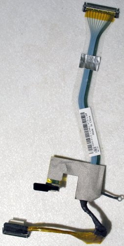 "DELL INSPIRON 8500 8600 D800 M60 15.4"" UXGA LCD CABLE 2C415 / 02C415"