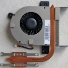 TOSHIBA SATELLITE A135 CPU HEATSINK & FAN DFS451205M10T / AT015000100