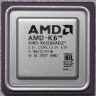 OEM COMPAQ 1625 1660 AMD K6 266MHz LAPTOP CPU PROCESSOR