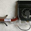 HP PAVILION DV9000 DV9500 AMD CPU HEATSINK & COOLING FAN 438606-001