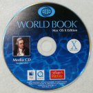 APPLE MAC OS XEDITION WORLD BOOK VERSION 6.0.2 MEDIA CD