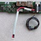 "APPLE MAC POWERBOOK G4 1.5GHz 15"" ALUMINUM DC POWER / USB / MODEM JACK 820-1602-A w/ CABLES"