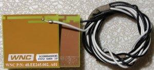 TOSHIBA SATELLITE A135  WIFI ANTENNA CABLE 48.EE245.001