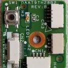 HP DV9000 POWER BUTTON BOARD DAAT9TH28B2 33AT9BB0002