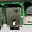 COMPAQ 2700 EV0 N180 AUDIO SOUND JACK BOARD DA0HJ1ABAD6