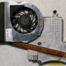 HP PAVILION DV2000 DV2500 DV2700 COMPAQ PRESARIO V3000 AMD CPU HEATSINK & FAN 431851-001