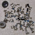 "APPLE iBOOK G4 12"" 1.33GHz COMPLETE SCREWS SCREW SET"