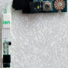 OEM HP PAVILION DV4 POWER BUTTON BOARD LS-4102P TESTED