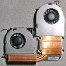 TOSHIBA SATELLITE P30 P35 A70 A75 CPU HEATSINK & FAN ATCW1024000 / DFC601005M30T