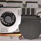 HP PAVILION DV5000 DV5100 DV52000 CPU HEATSINK & FAN 407807-001