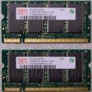 OEM HP PAVILION DV5000 DV8000 1GB RAM DDR PC2700S 403799