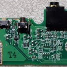 HP COMPAQ R3000 WiFi SWTICH & AUDIO I/O BOARD HR60 LS-1813