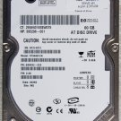 HP COMPAQ SEAGATE 60GB IDE LAPTOP HD HARD DRIVE 395296 367787
