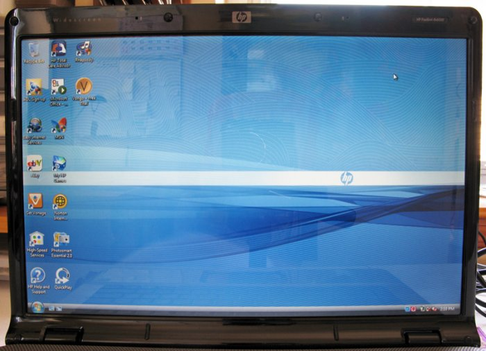 "HP DV6000 DV6500 DV6700 15.4"" LCD SCREEN LTN154X3 -L01"
