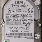 "GENUINE APPLE MAC iBOOK POWERBOOK PISMO 12GB HARD DRIVE 2.5"" 9.5MM"