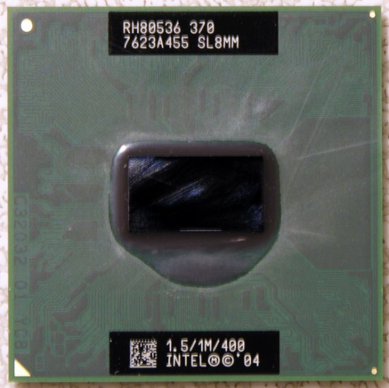 GATEWAY MX3231 MX3225 INTEL CELERON M CPU 1.5GHz SL8MM