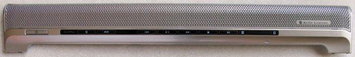 HP PAVILION DV6000 MEDIA BUTTON CONTROL BOARD W/ SPEAKERS 437592-001