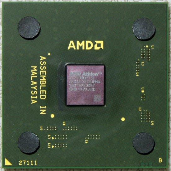 AMD ATHLON XP 2100+ 1.73GHz CPU AX2100DMT3C SOCKET A 266MHz 256KB