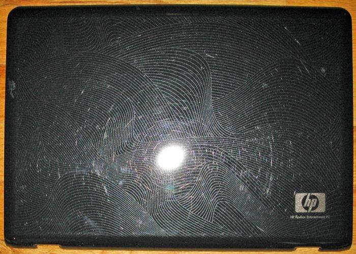"HP PAVILION DV2000 DV2500 SERIES 14.1"" LCD BACK COVER 60.4F611.003"