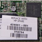 HP PAVILION DV2000 DV6000 DV9000 MINI PCI WIFI CARD 434661-001