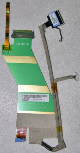 """DELL INSPIRON 1500 1520 1521 15.4"""" LCD CABLE PM501 0PM501 010107J00"""