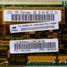 IBM THINKPAD T21 T22 T23 A30 A31 X20 PCI MODEM & NIC NETWORKING CARD 19K5888 / 19K5886