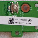HP PAVILION DV6000 DV6500 DV6700 POWER BUTTON BOARD DAAT8ATH8B6 REV B / 33AT8BB0017