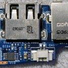 GATEWAY NV52 MV53 NV54 DUEL USB / MODEM JACK SJV50-MV