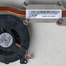 DELL XPS M1210 CPU HEATSINK & COOLING FAN MJ059 / WH056