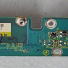 DELL XPS M1210 POWER SWITCH BUTTON / LED BOARD LS-3003P