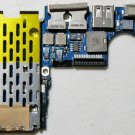 MACBOOK PRO USB AUDIO IO DC JACK BOARD A1260 820-2273-A