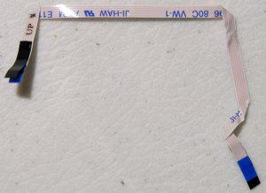 DELL INSPIRON 1525 MEDIA BUTTON FLEX CABLE 50.4W004.004