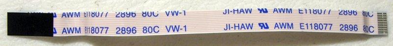 GENUINE OEM DELL INSPIRON 1525 1526 LED BOARD FLEX CABLE  50.4W012.003 A03