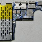"GENUINE OEM APPLE MACBOOK PRO 15"" USB AUDIO IO DC JACK BOARD A1260 820-2273-A"