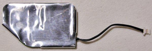 "MAC POWERBOOK G4 15"" CMOS BIOS PRAM BATTERY 820-1603-A"