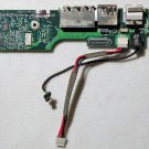 "MAC POWERBOOK G4 15"" DC POWER USB MODEM JACK 820-1820-A"