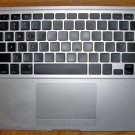 GENUINE APPLE OEM MACBOOK AIR A1237 KEYBOARD TOUCHPAD PALMREST ASSY 607-1805 US
