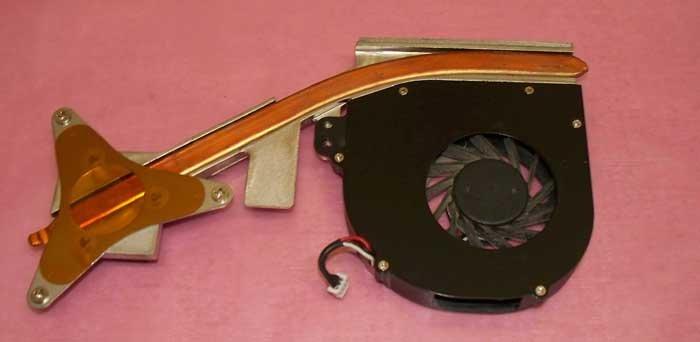 Acer Aspire 1410 4000 4500 OEM Fan Heatsink 36ZL1TMTN24