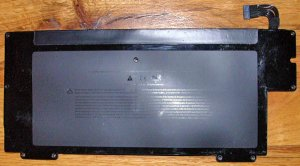 "GENUINE OEM APPLE MACBOOK AIR 13"" A1245 BATTERY ASSEMBY"