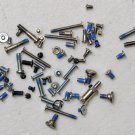 "GENUINE OEM APPLE MAC POWERBOOK G4 15"" 1.5GHz COMPLETE SCREW SCREWS SET"