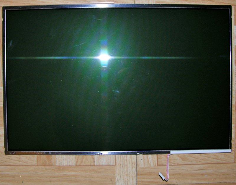"GATEWAY M SERIES SA1 SA6 15.4"" GLOSSY LCD SCREEN CP389012 B154EW08"