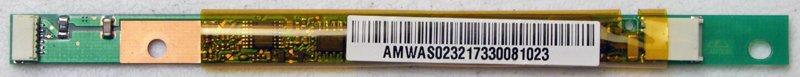 """GATEWAY M- SERIES SA1 SA6 SA8 15.4"""" LCD INVERTER AS023217330 T18I079.00 LF"""