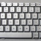 GATEWAY M- SERIES SA1 SA6 SA8 SILVER KEYBOARD AESA6U00010 US INTL