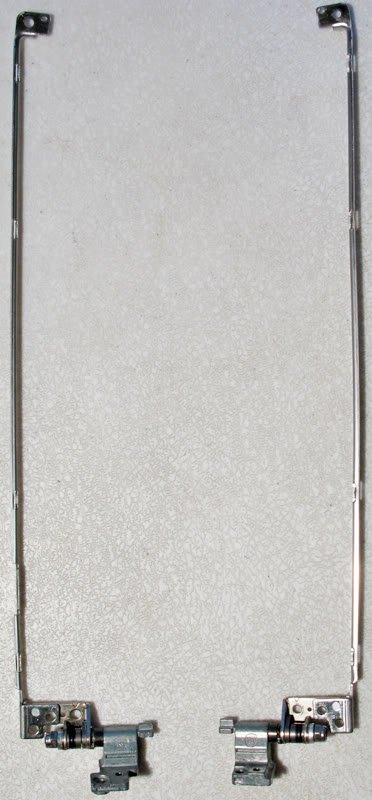 """HP PAVILION DV6000 DV6700 15.4"""" LCD HINGES LEFT & RIGHT"""