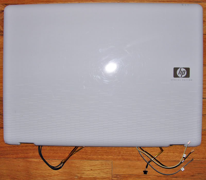 """HP DV6000 DV6700 SPECIAL EDITION 15.4"""" LCD COVER 436261"""
