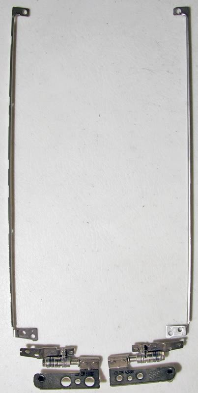 """DELL 1525 1526 15.4"""" LCD HINGES SET LEFT & RIGHT ASSY"""