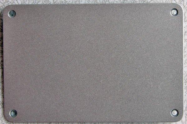 "MAC POWERBOOK G4 15"" ALUMINUM MEMORY RAM COVER w/ SCREW"